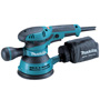 "MAKITA ADDS POWER AND CONVENIENCE TO 5"" RANDOM ORBIT SANDER"