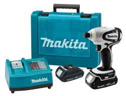 MAKITA'S NEW COMPACT 18V LXT LITHIUM-ION CORDLESS IMPACT DRIVER DELIVERS BIG POWER IN A COMPACT DESIGN