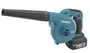 MAKITA'S NEW CORDLESS BLOWER POWERED BY 18V LITHIUM-ION BATTERY