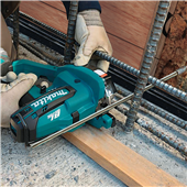 MAKITA LAUNCHES 12V MAX CXT CORDLESS THREADED ROD CUTTER