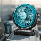 MAKITA ANNOUNCES NEW 18V LXT CORDLESS FAN, L.E.D. FLASHLIGHT, AND JOB SITE RADIO