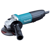 "NEW MAKITA 4-1/2"" PADDLE SWITCH ANGLE GRINDER DELIVERS BEST-IN-CLASS PERFORMANCE AND COMFORT"