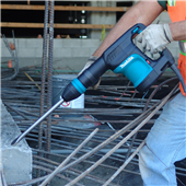 MAKITA LAUNCHES TWO NEW DEMOLITION HAMMERS