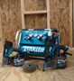 MAKITA DELIVERS THE FUTURE OF PNEUMATICS WITH NEW HIGH PRESSURE COMPRESSOR, NAILERS