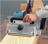 "WOODWORKER'S JOURNAL GOES BIG WITH MAKITA 12-1/4"" PLANER"