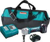CORDLESS NIBBLER IS LATEST ADDITION TO 18V LXT® LITHIUM-ION LINE-UP