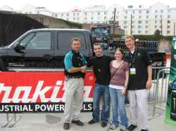"LUCKY CARPENTER WINS THE MAKITA/MONSTER ENERGY DRINK ""ULTIMATE TRUCK"", AND WORLD CLASS FREESTYLE MOTOCROSS RIDERS GET AIRBORNE TO HIGHLIGHT EVENT AT NEW ORLEANS CONVENTION CENTER"