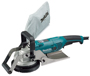 MAKITA ADDS ADJUSTABLE FRONT ROLLER AND BASE TO CONCRETE PLANER FOR SMOOTHER OPERATION