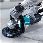 """NEW 5"""" SJSII COMPACT CONCRETE PLANER WITH DUST EXTRACTION SHROUD IS ENGINEERED FOR VIBRATION CONTROL AND DUST MANAGEMENT"""