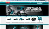 NEW MAKITA WEBSITE GOES LIVE WITH NEW FEATURES AND MORE CONTENT