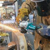 NEW MAKITA 18V LXT BRUSHLESS ANGLE GRINDER IS A TRUE REPLACEMENT FOR CORDED MODELS