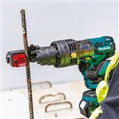 MAKITA INTRODUCES NEW BRUSHLESS CORDLESS REBAR CUTTER