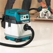 MAKITA ANNOUNCES FOUR NEW 4-GALLON 18V X2 LXT CORDLESS DUST EXTRACTORS/VACUUMS