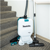 MAKITA LAUNCHES NEW CORDLESS BACKPACK VACUUM DESIGNED FOR JANITORIAL INDUSTRY