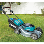 MAKITA ANNOUNCES NEW LXT BRUSHLESS COMMERCIAL LAWN MOWER