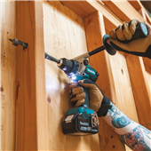 MAKITA RELEASES NEW 18V LXT BRUSHLESS HAMMER DRIVER-DRILL