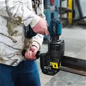 MAKITA LAUNCHES 18V LXT CORDLESS METAL HOLE PUNCHER