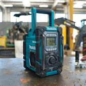 MAKITA RELEASES NEW CORDLESS BLUETOOTH JOB SITE CHARGER AND RADIO