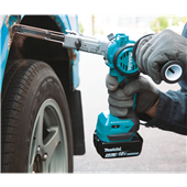 MAKITA LAUNCHES NEW 18V LXT BRUSHLESS DETAIL BELT SANDER