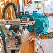 "MAKITA LAUNCHES NEW BRUSHLESS CORDLESS 12"" DUAL-BEVEL SLIDING COMPOUND MITER SAWS"