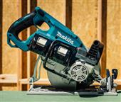 "WASHINGTON STATE CARPENTER SAYS ""ABSOLUTELY YES"" TO CUTTING THE CORD WITH NEW 18V X2 (36V) LXT SAW"