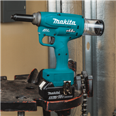 MAKITA LAUNCHES TWO 18V LXT CORDLESS RIVET TOOLS