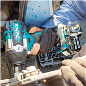MAKITA LAUNCHES TWO 18V LXT BRUSHLESS 4-SPEED MID-TORQUE IMPACT WRENCHES