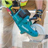 """MAKITA LAUNCHES NEW LXT® BRUSHLESS 9"""" POWER CUTTER"""