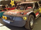 ROCKSTAR MAKITA OFF-ROAD SCORCHES THE COMPETITION AT SPEEDWORLD
