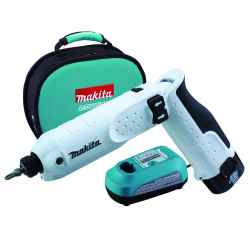 MAKITA'S NEW 7.2V LITHIUM-ION COMBINES IMPACT DRIVER FUNCTION WITH ULTRA-COMPACT CORDLESS SCREWDRIVER DESIGN