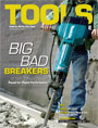 MAKITA'S BREAKER HAMMER JUDGED BEST BY TOOLS OF THE TRADE