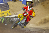 TEAM ROCKSTAR MAKITA SUZUKI'S RYAN DUNGEY FINISHES  OFF THE SEASON STRONG WITH A SECOND-PLACE PODIUM AT  LAS VEGAS SUPERCROSS