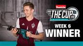 WEEK 6 ON THE ROAD TO 2016 MLS CUP: ENTER FOR A CHANCE TO WIN AN 11 AMP RECIPRO SAW