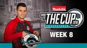"THIS WEEK ON THE ROAD TO MLS CUP: WIN A 7-1/4"" CIRCULAR SAW"