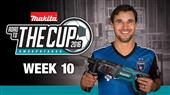 "WEEK 10 ON THE ROAD TO MLS CUP: WIN A 1"" ROTARY HAMMER"