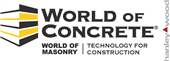 MISSED WORLD OF CONCRETE? WATCH THE VIDEO!