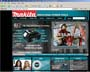 MAKITA SHARPENS FOCUS ON YOUTH WITH NEW WEBSITE EXPERIENCE  THAT DELIVERS STREAMING VIDEO, INTERACTIVE CONTENT, AND MORE