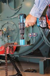 NEW MAKITA 18V LXT® BRUSHLESS HAMMER DRIVER-DRILL DELIVERS MORE SPEED AND TORQUE IN A COMPACT SIZE