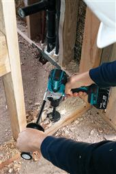 """GAME-CHANGING MAKITA 18V LXT BRUSHLESS 1/2"""" HAMMER DRIVER-DRILL DELIVERS CATEGORY-LEADING TORQUE, SPEED & RUN TIME"""