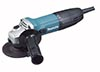 "MAKITA'S NEW 4"" AND 4-1/2"" ANGLE GRINDERS COMBINE 6 AMP POWER WITH NEW SLIM BARREL GRIP FOR INCREASED COMFORT"