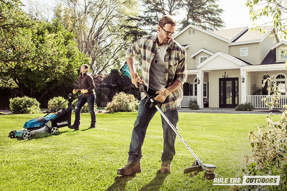 MAKITA LAUNCHES NATIONAL MEDIA CAMPAIGN PROMOTING CORDLESS OUTDOOR POWER EQUIPMENT
