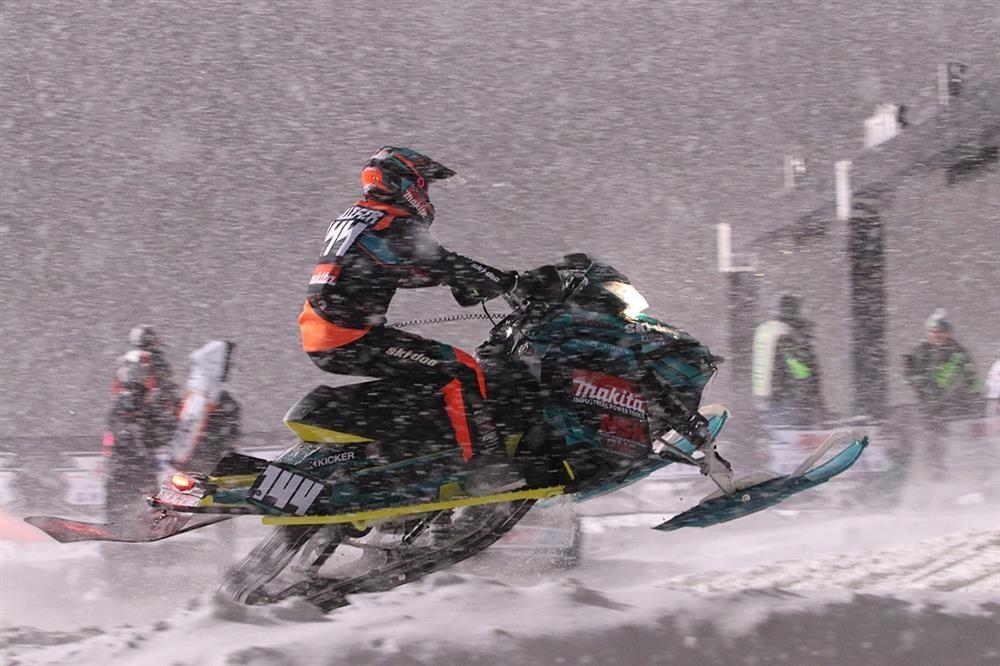 MAKITA RETURNS TO SNOCROSS WITH BRP SKI-DOO AS TEAM SPONSORS OF WARNERT RACING