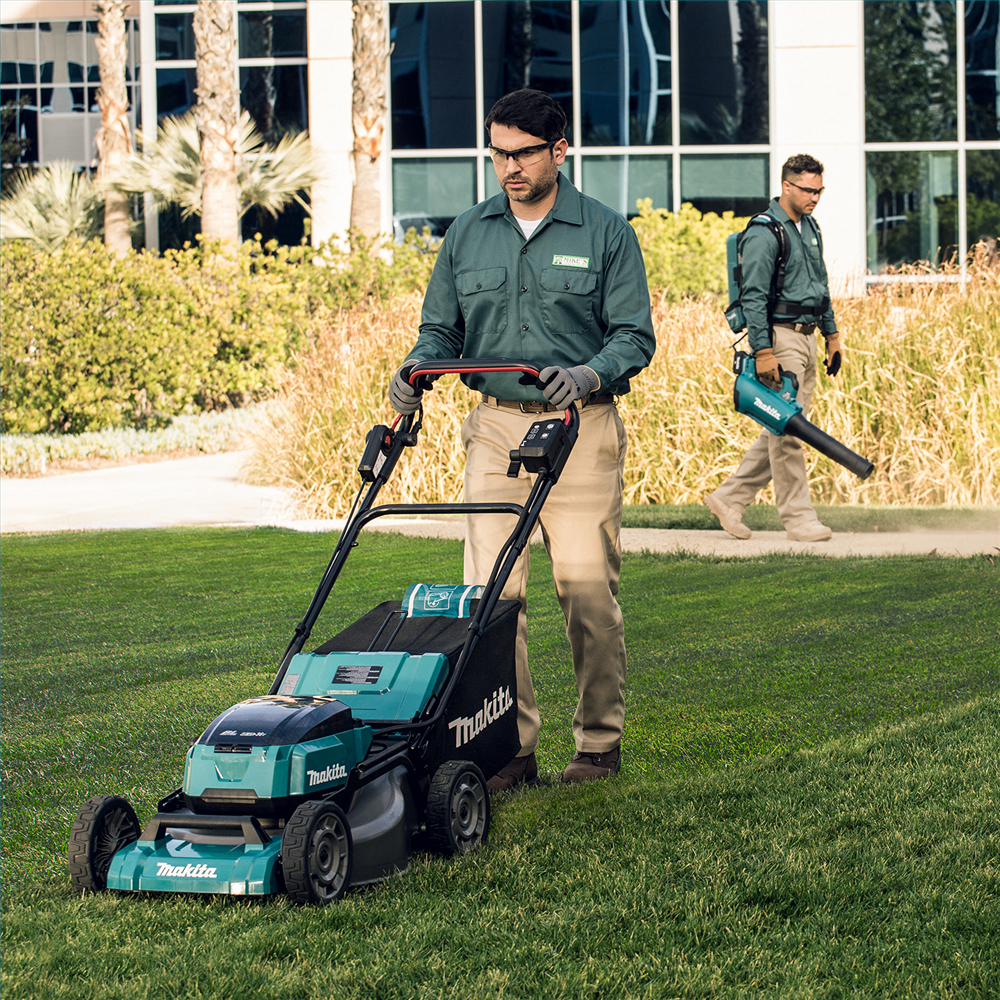 MAKITA RULES THE OUTDOORS WITH WORLD'S LARGEST PROFESSIONAL CORDLESS OUTDOOR POWER EQUIPMENT SYSTEM