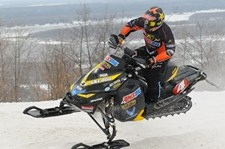 SCHEURING SPEED SPORTS MAKITA SNOCROSS TEAM SWEEPS THE PODIUM IN THE PRO OPEN