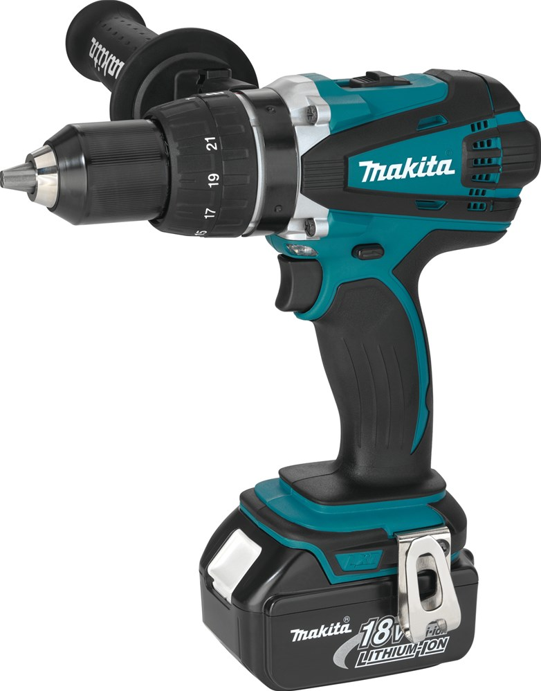 NEW MAKITA 18V LXT® DRIVER-DRILL DELIVERS INDUSTRY-LEADING TORQUE IN A MORE COMPACT SIZE