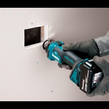 MAKITA LAUNCHES NEW 18V LXT BRUSHLESS CUT-OUT TOOL