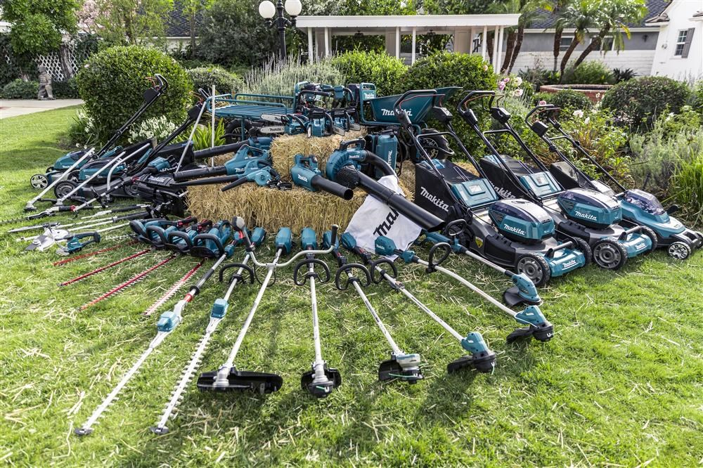 MAKITA LEADS MARKET ADOPTION OF CORDLESS OUTDOOR POWER EQUIPMENT