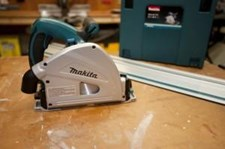 CONCORD CARPENTER GIVES HIGH MARKS TO MAKITA PLUNGE CIRCULAR SAW
