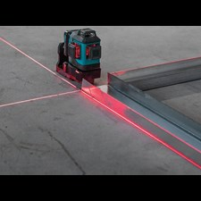 MAKITA LAUNCHES NEW SELF-LEVELING 360-DEGREE 3-PLANE LASERS
