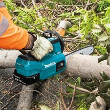 NEW MAKITA CORDLESS CHAIN SAW IDEAL FOR TREE CARE PRO'S